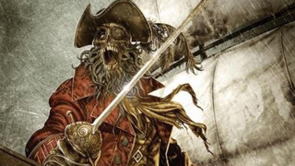 alestorm captain morgans revenge Album Review: Alestorm   Captain Morgans Revenge
