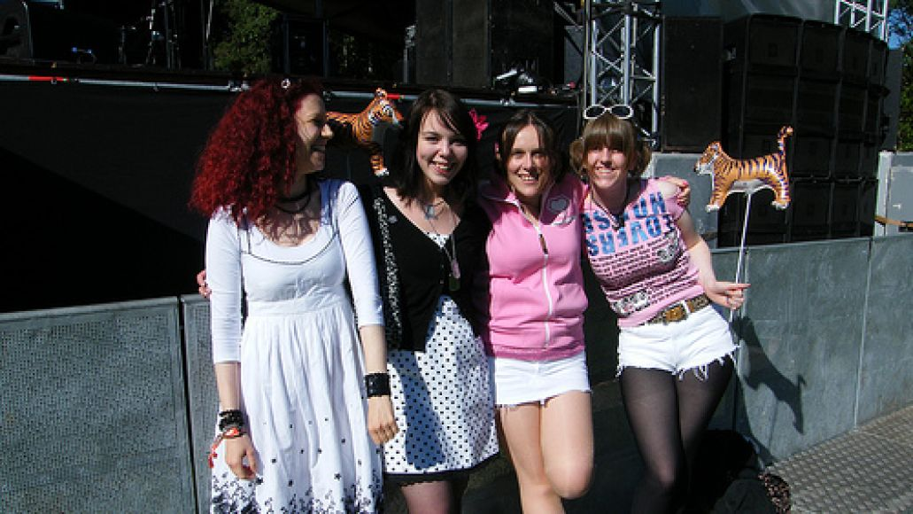 manic street preachers fans CoS International: Positivus AB Festival