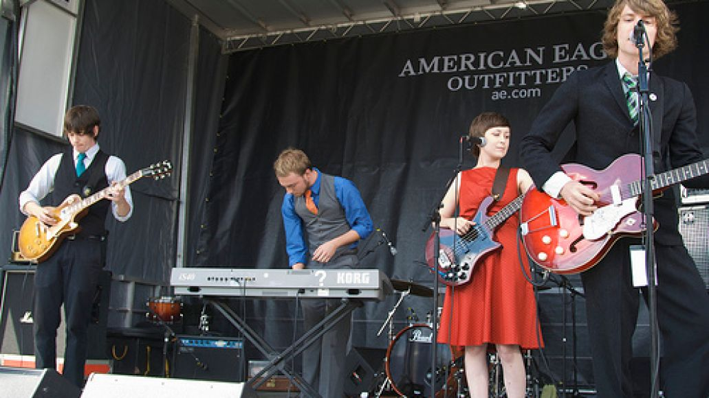 blackfortys New American Music Union: Day Two in Review