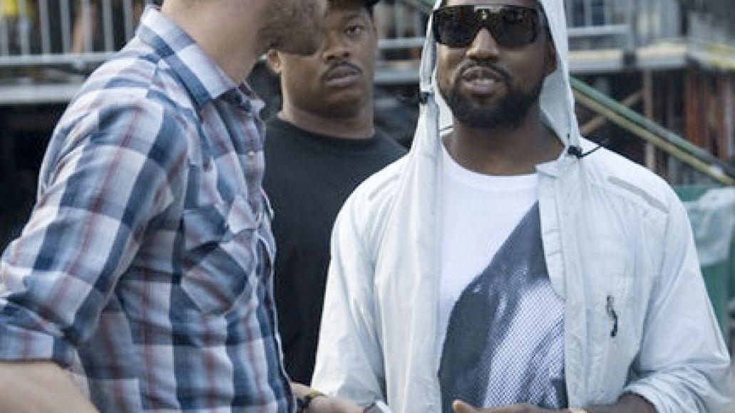 kanye2 Lolla Main Event: Kanye West (8/3)
