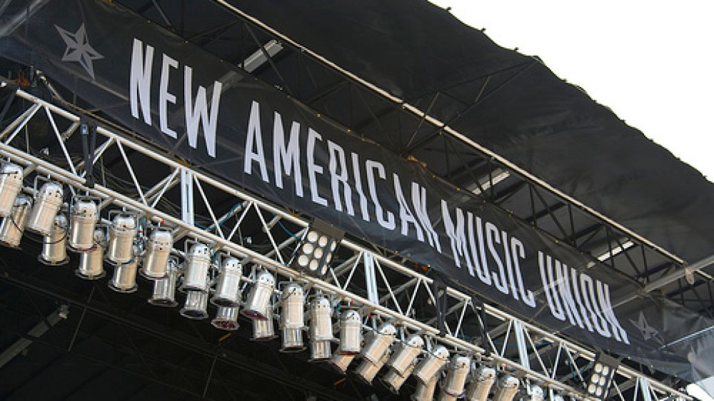 namu1 New American Music Union: Day One in Review