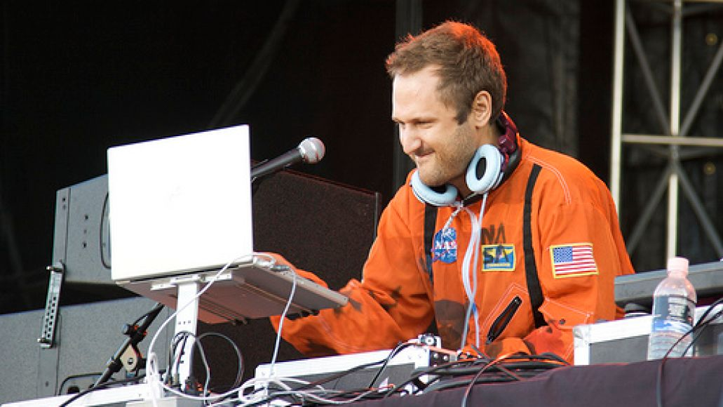nasa2 New American Music Union: Day One in Review