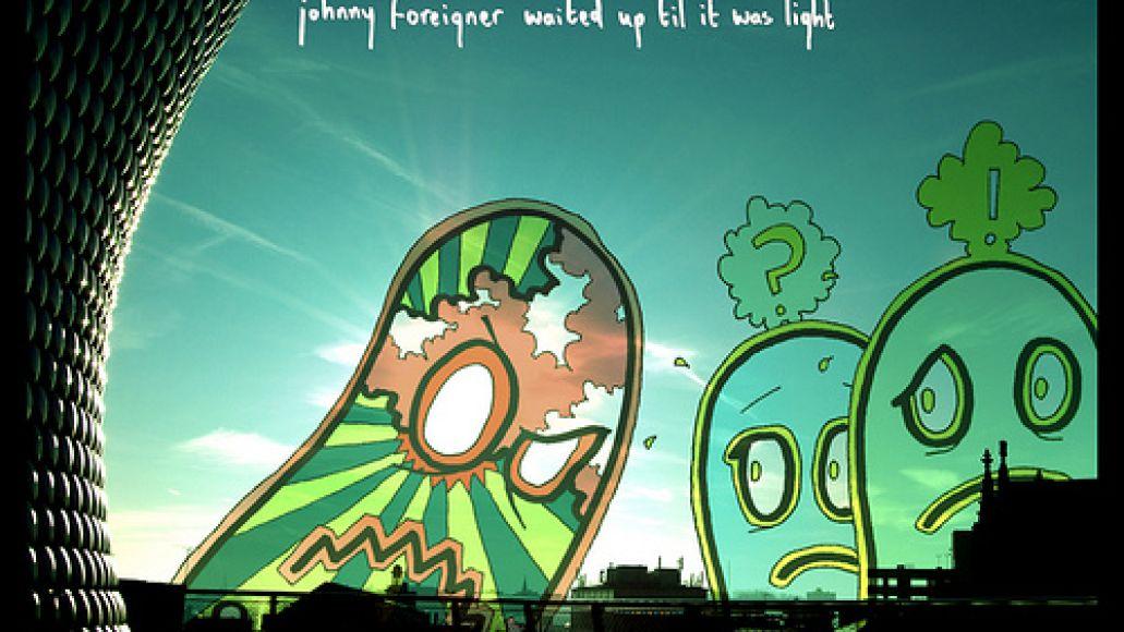 waiteduptilitwaslight Album Review: Johnny Foreigner   Waited Up til It Was Light