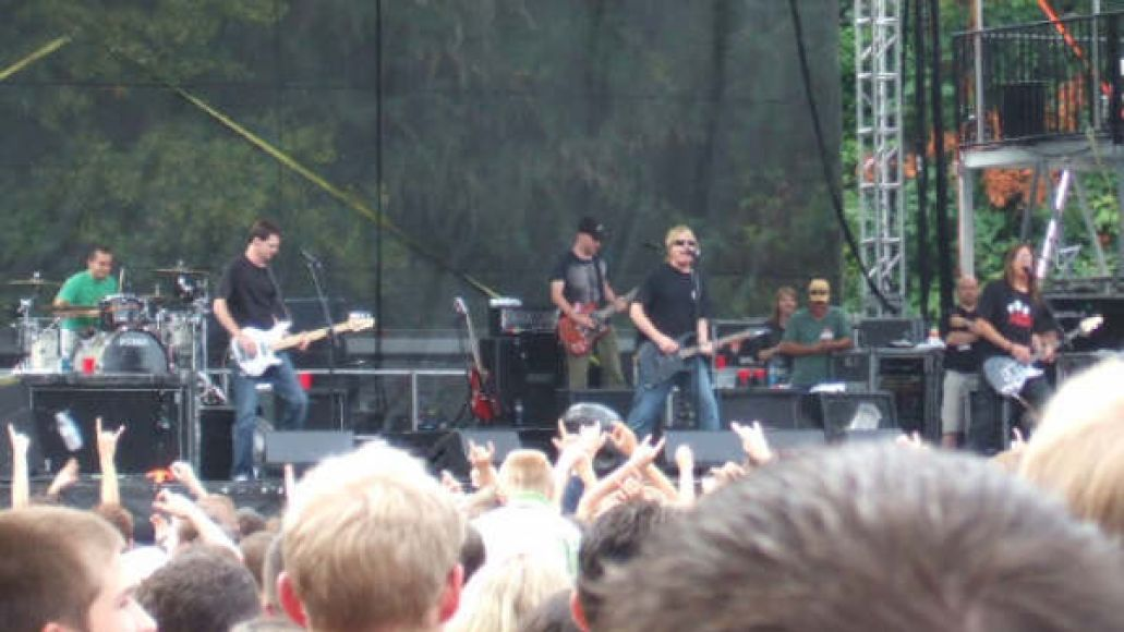 the offspring 1 Bumbershoot 2008 works hard over Labor Day weekend