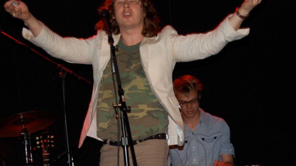 ben2 Ben Kweller takes on Bowery Ballroom (10/17)