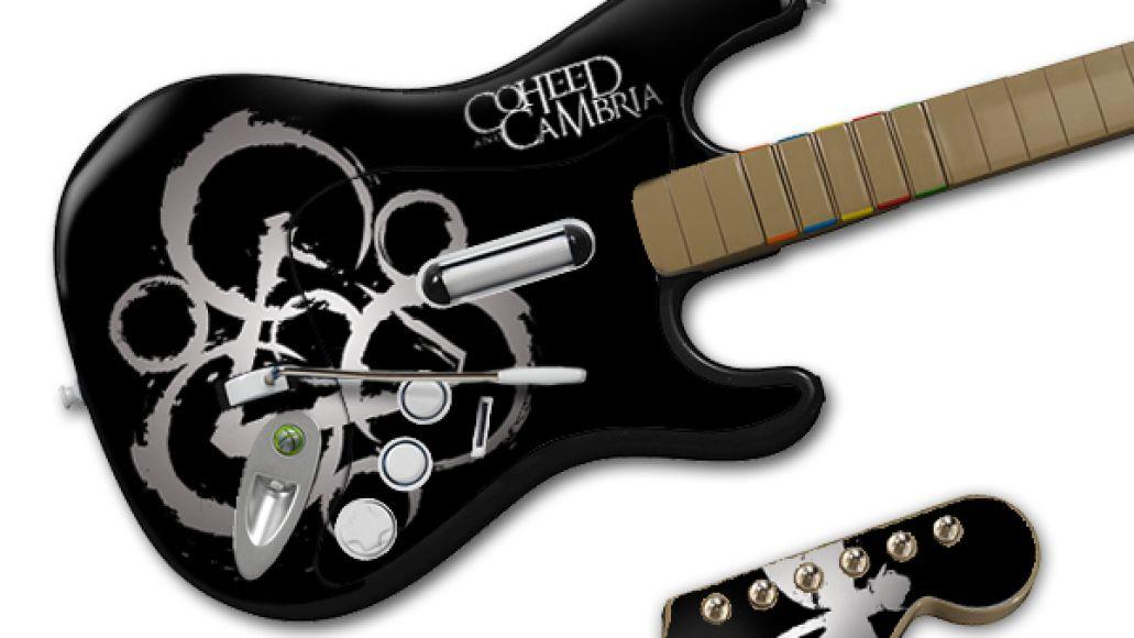 coheed logo dp rockband fs CoS Giveaway: Coheed and Cambria = Guitar Hero