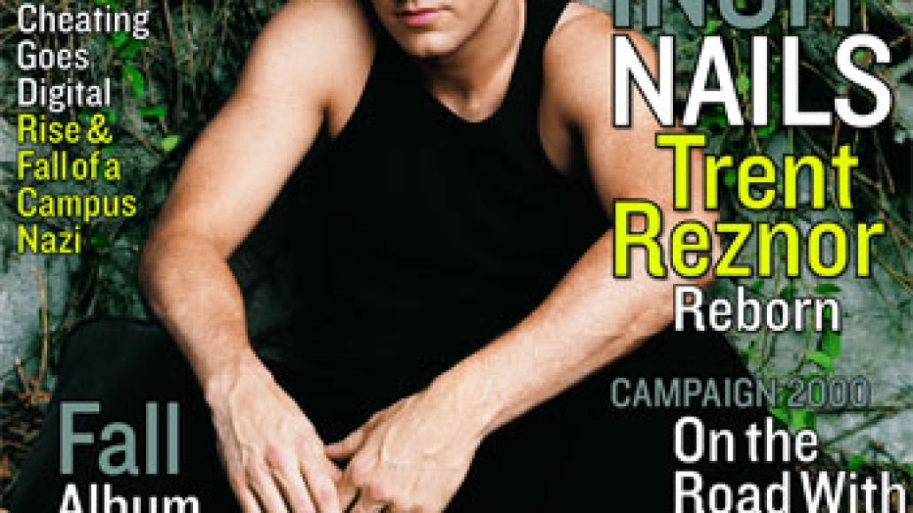 reznor Dusting 'Em Off: Nine Inch Nails   The Fragile