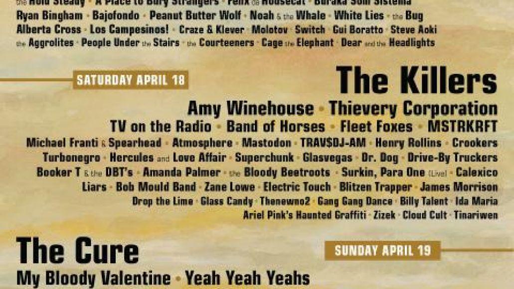 coachella091 Its here! Coachella unveils 2009 lineup