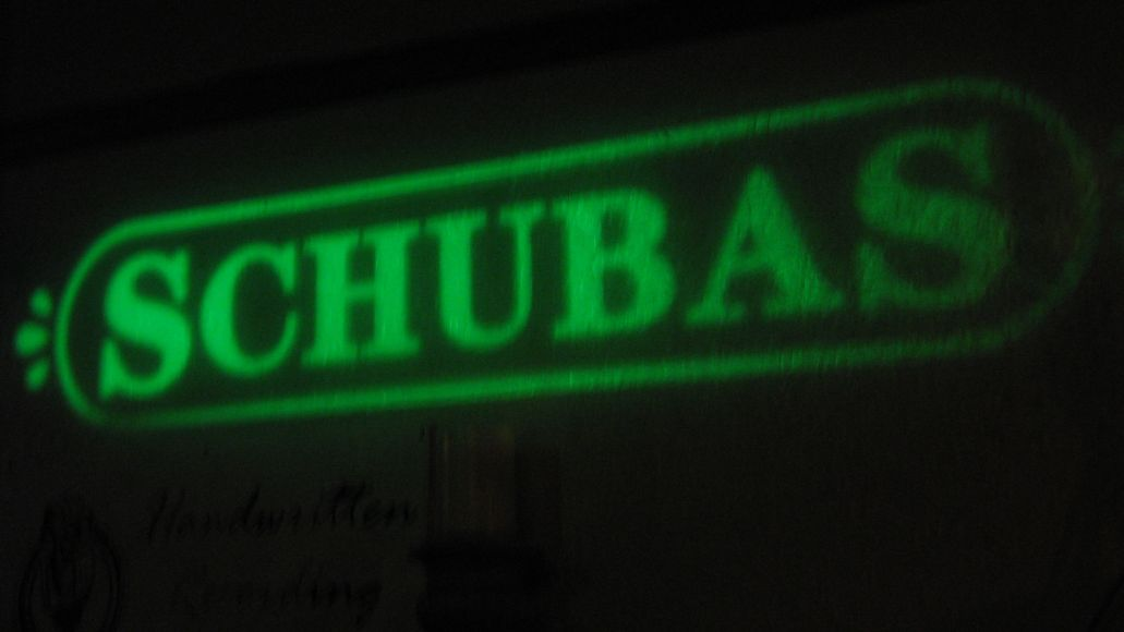 schubas CoS at Tomorrow Never Knows: Night One (1/14)