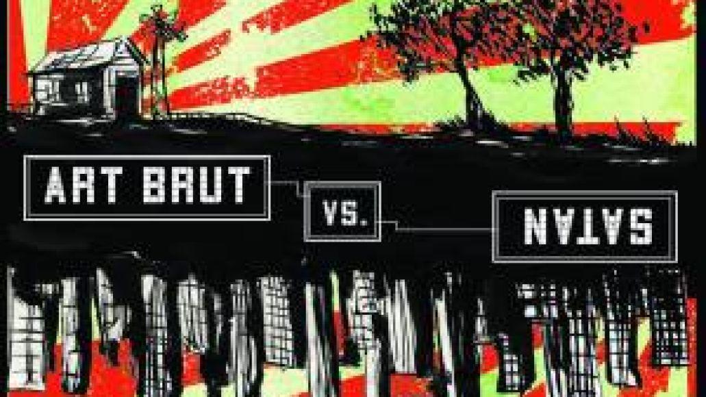 artbrutsatan Art Brut takes on Satan