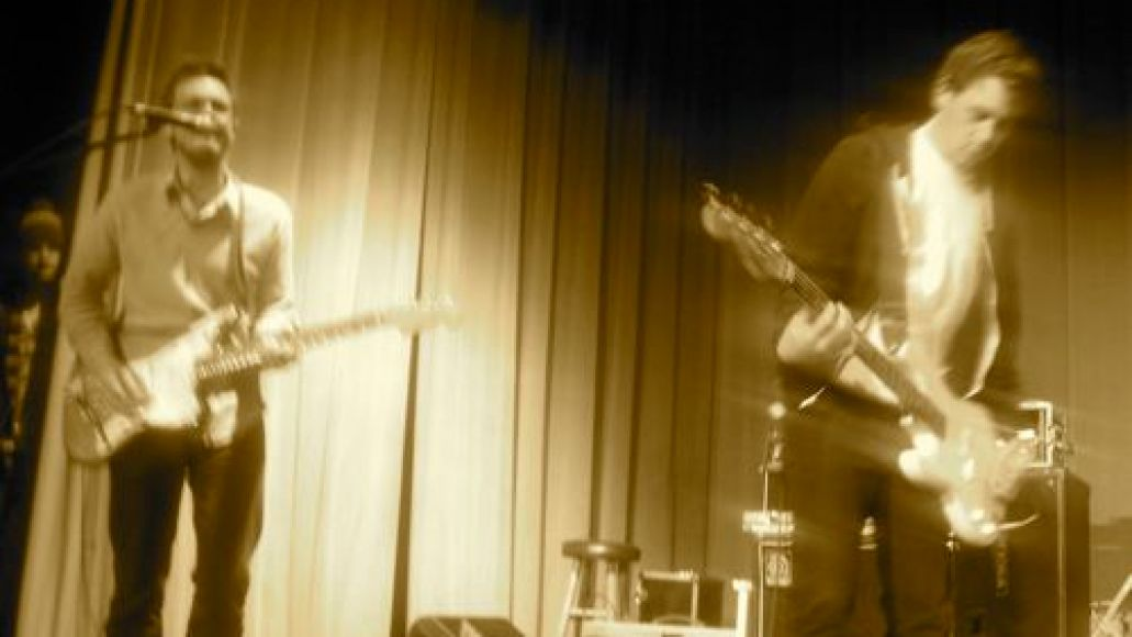 loscamp2 Los Campesinos! & Titus Andronicus overwhelm Michigan (2/10)
