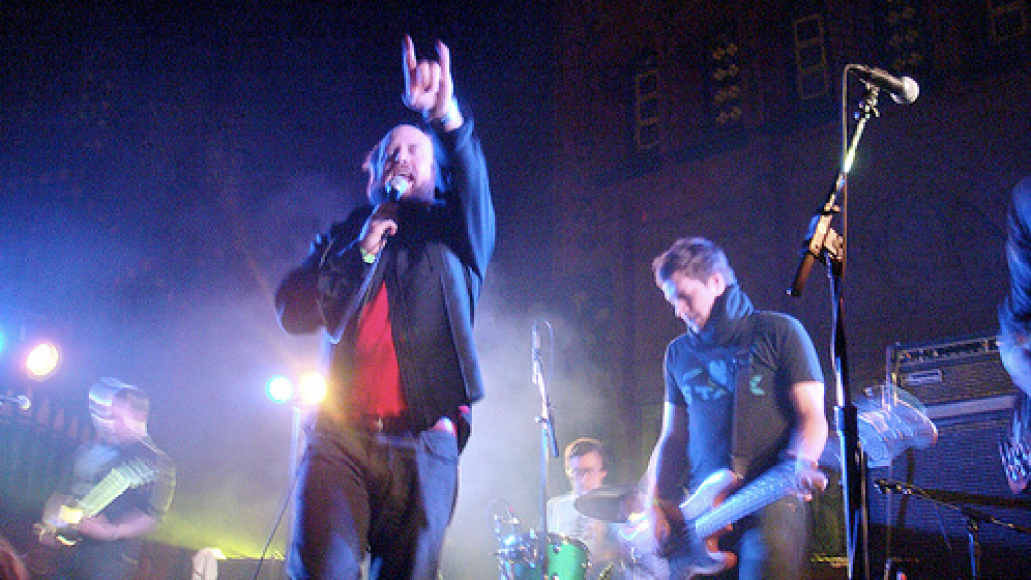picture 7 Les Savy Fav scares up the Epiphany (1/31)
