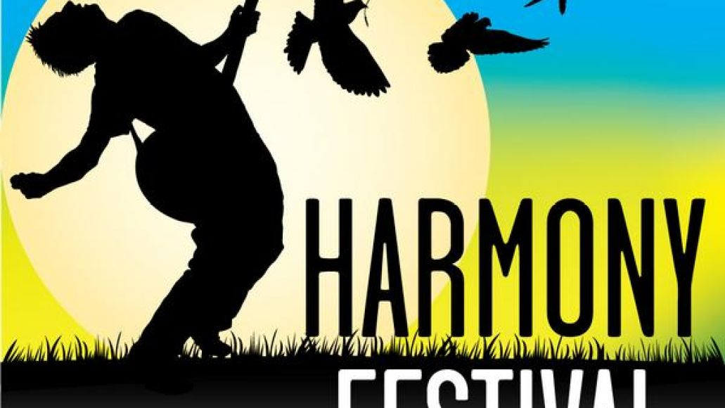 harmony Have a picnic with The Roots one week, find Harmony the next!