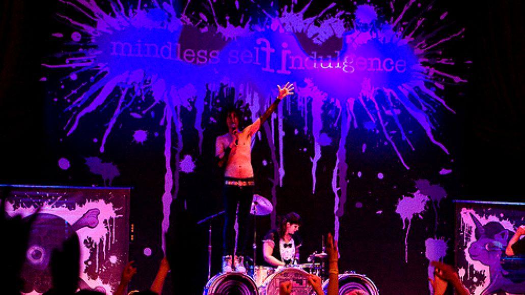 msi Mindless Self Indulgence alienates a Chicago audience (3/20)