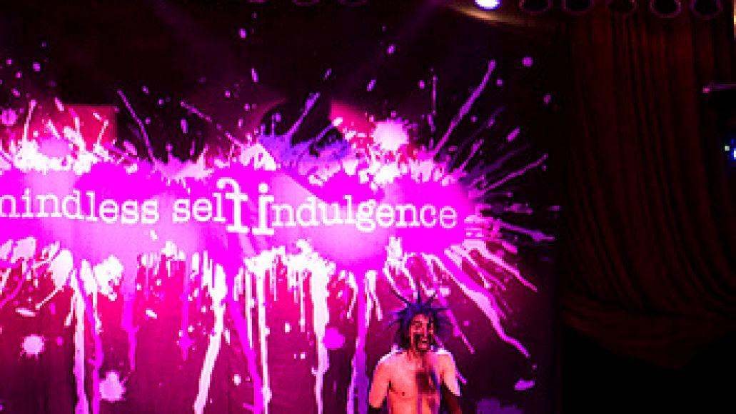 msi2 Mindless Self Indulgence alienates a Chicago audience (3/20)