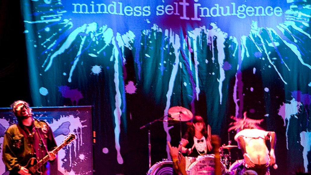 msi6 Mindless Self Indulgence alienates a Chicago audience (3/20)