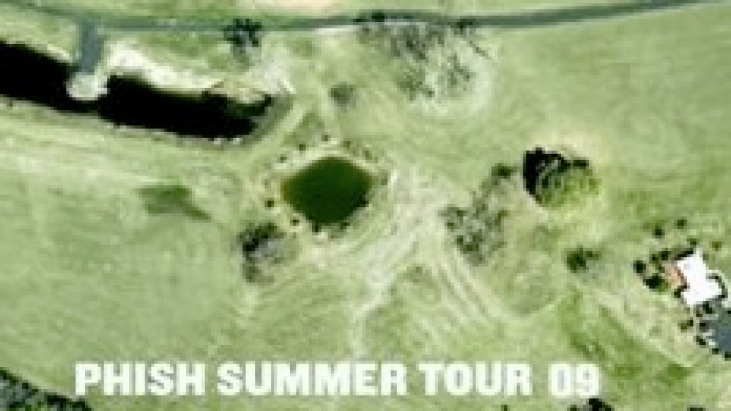 tour Phish gets in on the summer festival fun...and no, we arent talking about Bonnaroo?