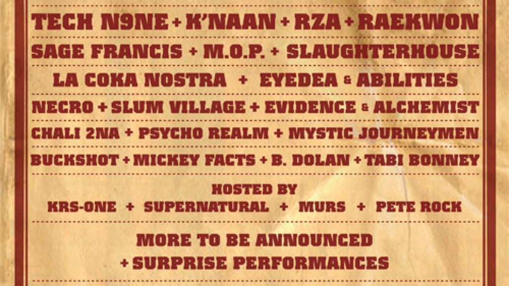bellsposter Rock the Bells plans summer full of Nas, Big Boi, The Roots, and more!