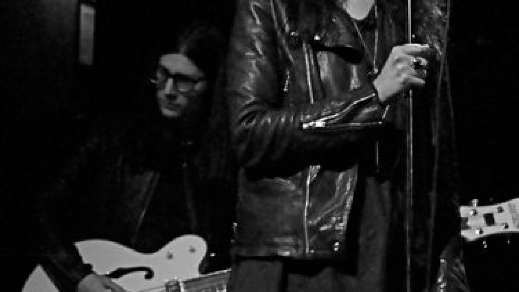 deadweather11 In Photos: The Dead Weather makes debut at Bowery Ballroom (4/14)