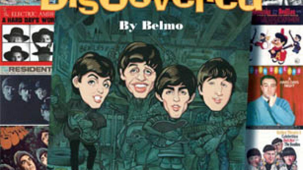 discovered The Masters get Remastered: Beatles catalog gets refurbished