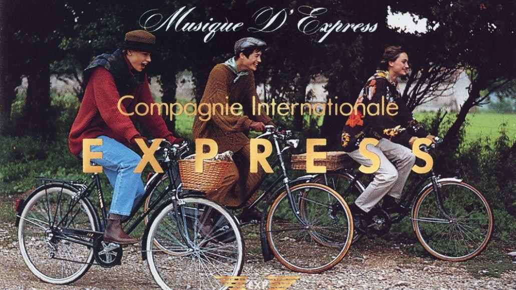 express cover Audio Archaeology: Musique DExpress (1990)