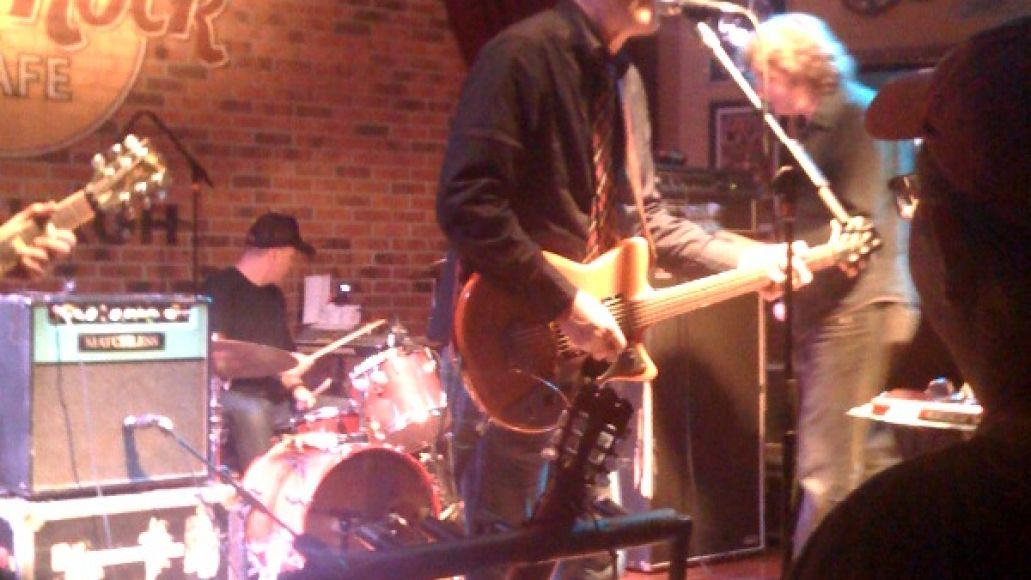 """cracker3 Cracker """"Turns On, Tunes In, Drops Out"""" at Hard Rock Cafe, Pittsburgh (5/27)"""