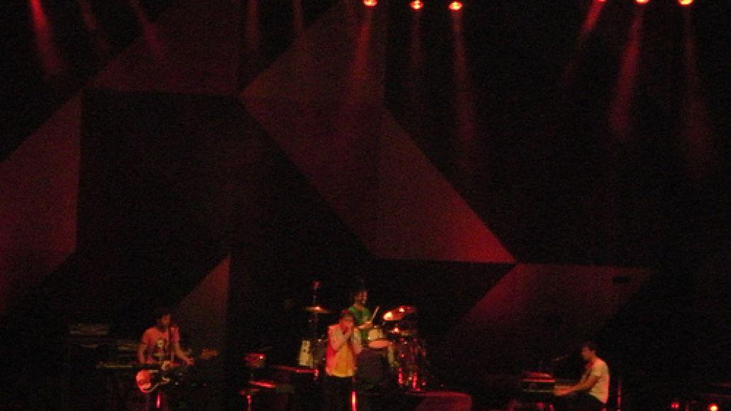 keane1 Keane finishes U.S. tour at Radio City Music Hall (5/27)