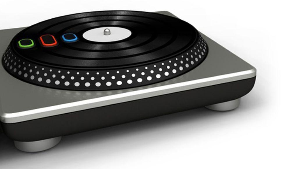 turntable Shocker! DJ Hero wont actually teach you how to be a DJ