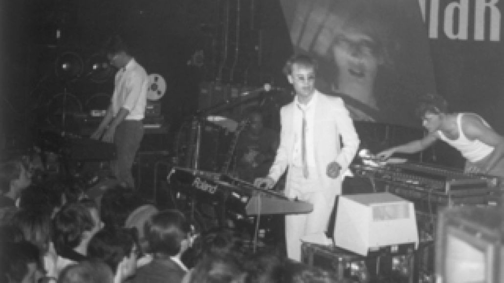 wire Thomas Dolby gets Re Wired