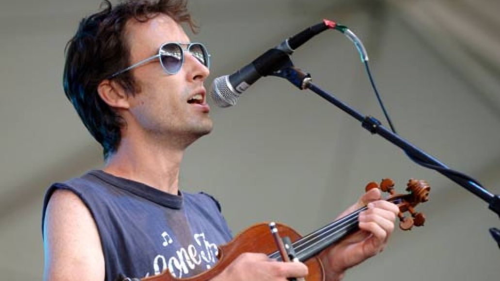 andrewbird1 The Buzz of Bonnaroo: From the Eye of the Artist