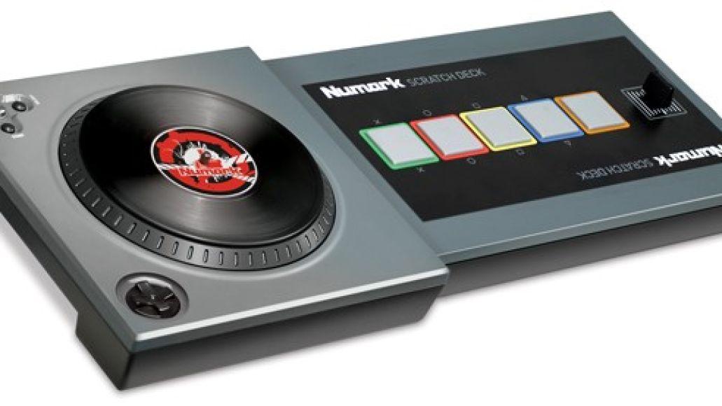 scratchdeck Can Numarks Scratch kick DJ Hero to the curb?