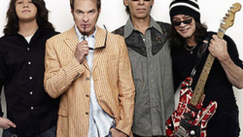 vhalen Van Halen picks up where 1984 left off