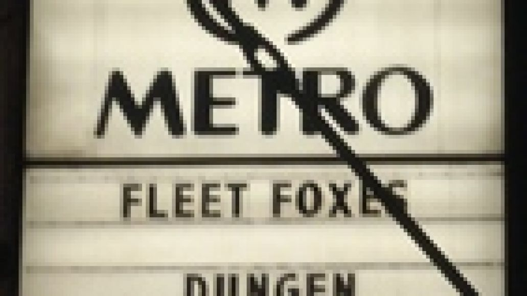 lolladay2258 Lolla Aftershow: Fleet Foxes soothe a sweltering Metro (8/8)
