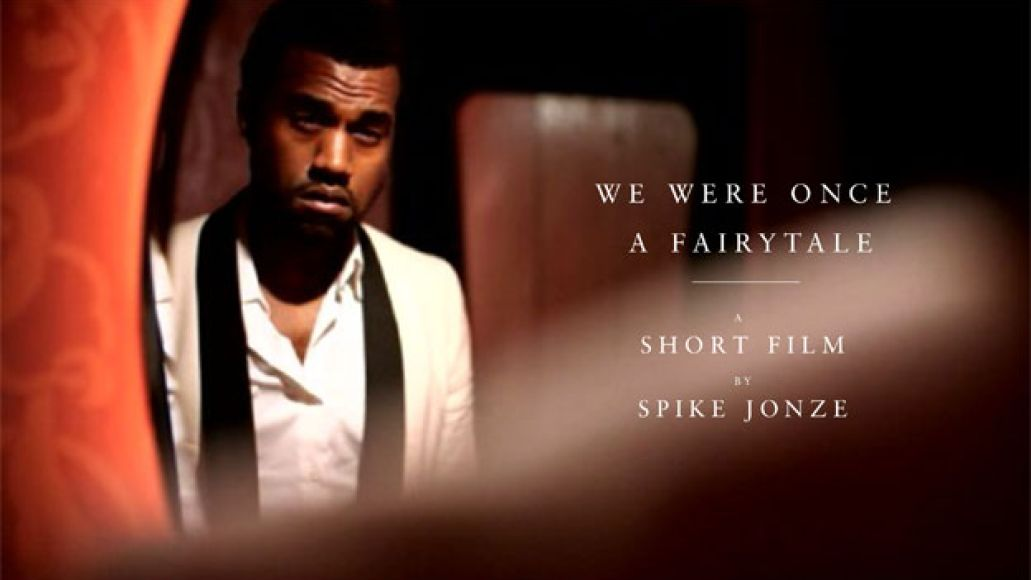 movie Spike Jonze directed Kanye West film due for release in September