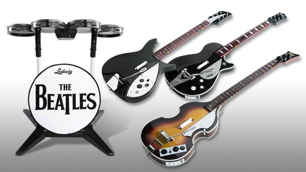 rockband The Beatles: Rock Band detailed