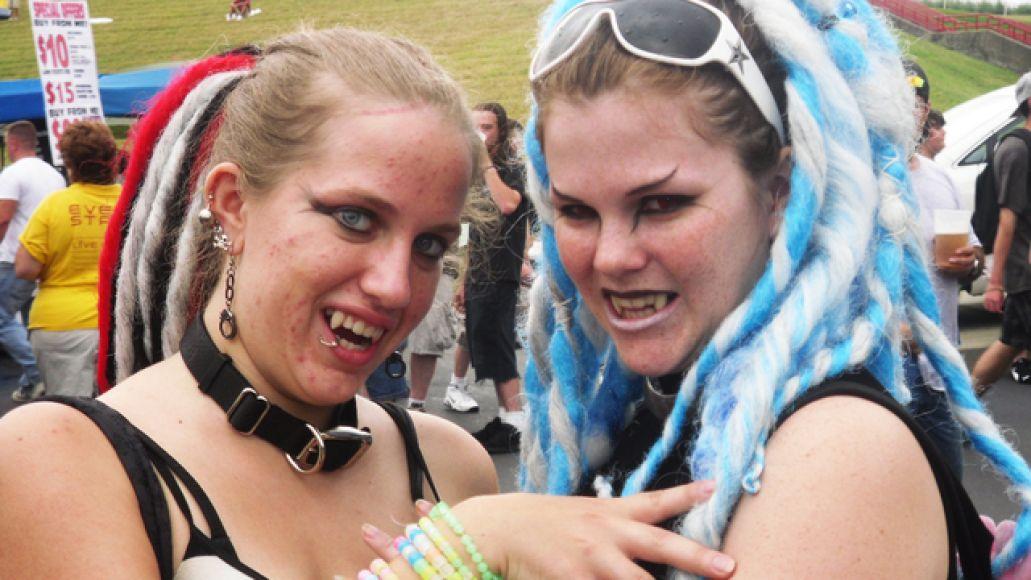 sdc109572n A Day at Mayhem Festival 09: CoS Strikes Again...