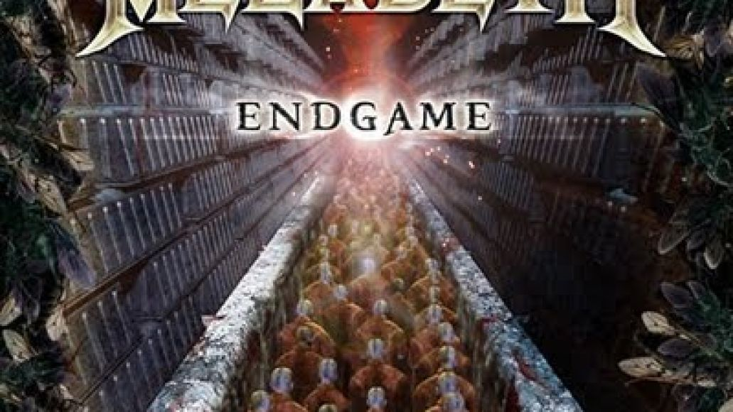 megadeth endgame album cover caratula 2009 001 CoS Year End Report: The Top 100 Albums of 09: 100 76
