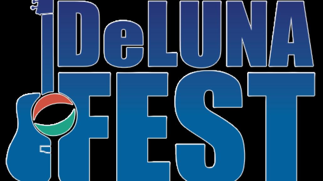 delunalogo 2011 DeLuna Fest to become the first resort destination festival