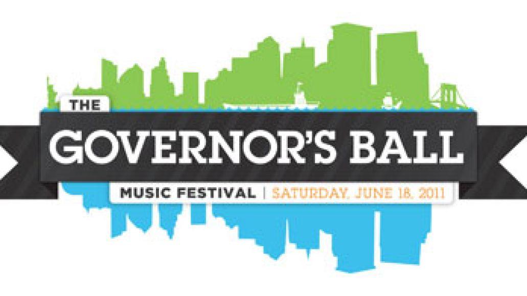 governorsball logo select Big Boi, Girl Talk head inaugural Governors Ball Music Festival