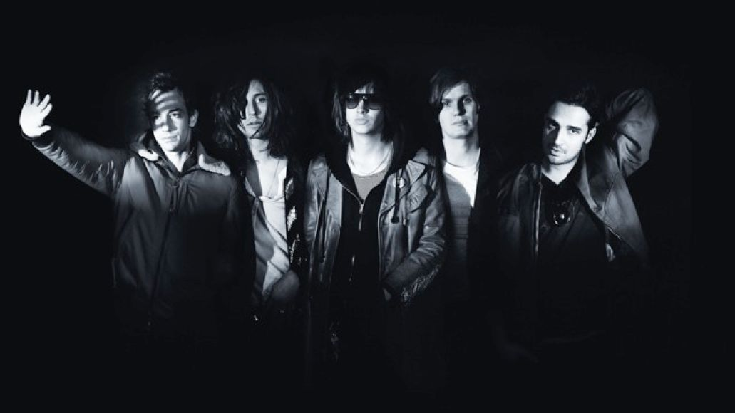 strokes under cover of darkness The Strokes to play Saturday Night Live on March 5th