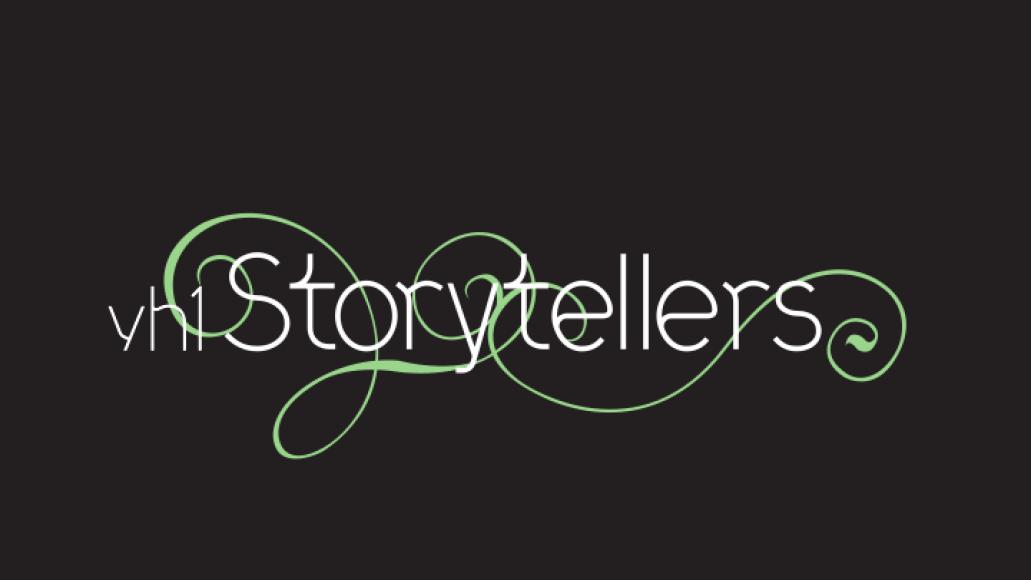 vh1 storytellers 2011 VH1 Storytellers go indie for 15th season