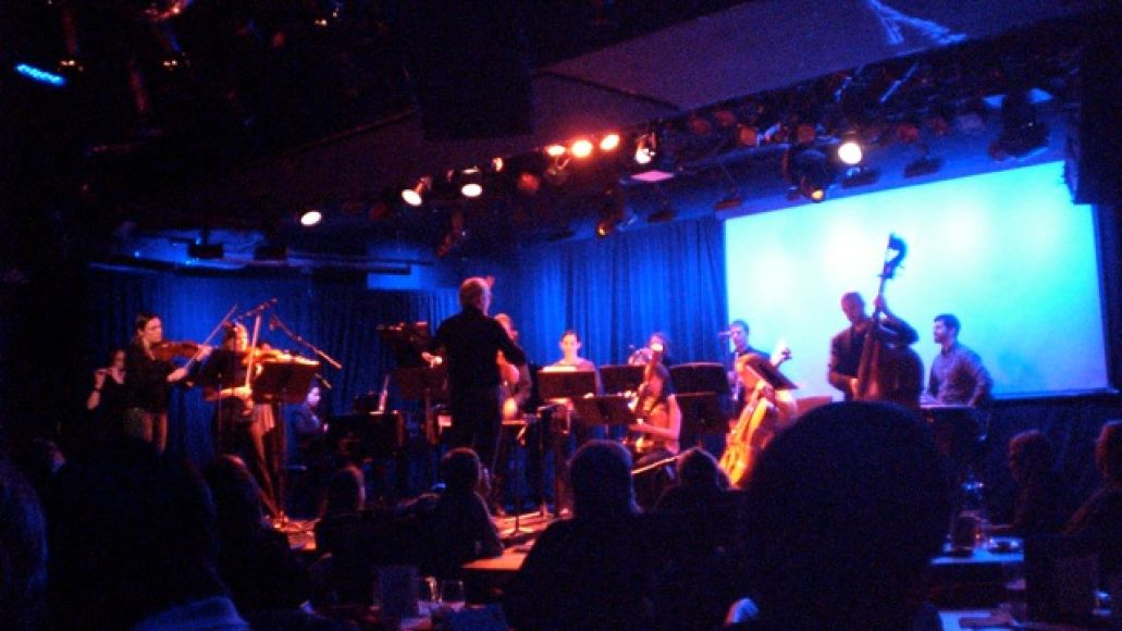 acjw nyc2  Live Review: Ensemble ACJW at (Le) Poisson Rouge (3/20)