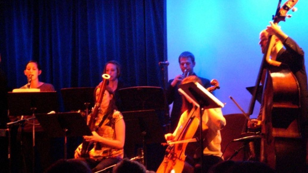 acjw nyc4  Live Review: Ensemble ACJW at (Le) Poisson Rouge (3/20)