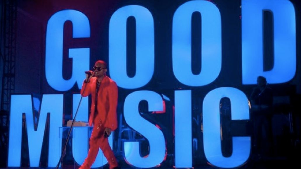 kanye good Kanye, Jay Z, and friends bring G.O.O.D. Music to SXSW 2011