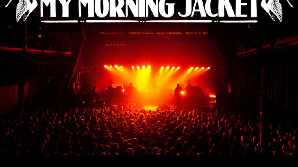 mmj My Morning Jacket to release Circuital on May 31st