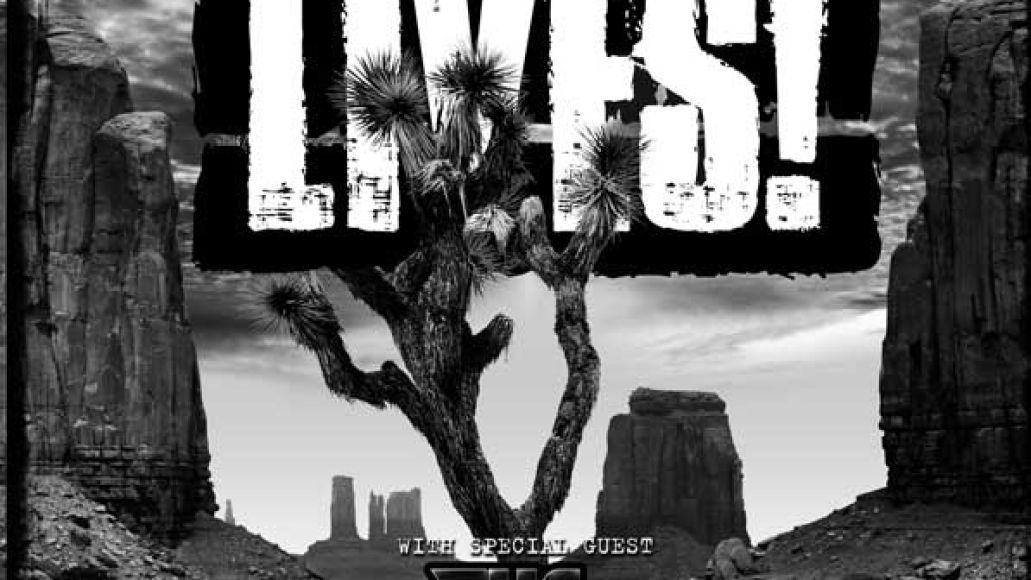 kyuss lives1 Kyuss Lives! schedules fall tour