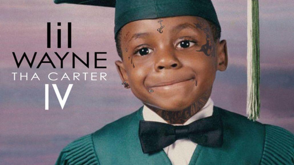lil wayne tha carter iv Look: Lil Wanyes Tha Carter IV album cover