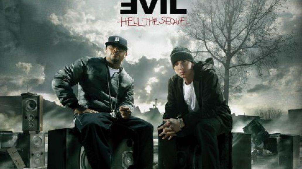 "eminem royce cover rapradar 1 Check Out: Bad Meets Evil (Eminem & Royce da 5'9)   ""I'm On Everything"""
