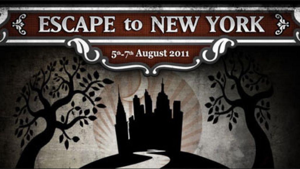 escapetony Patti Smith, Edward Sharpe head inaugural Escape to New York festival