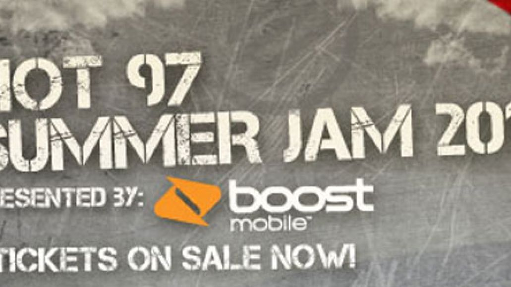 hot 97 summer jam Chris Brown, Lil Wayne, Drake head Summer Jam 2011